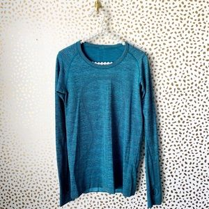 Lululemon Swiftly Tech Long Sleeve Top